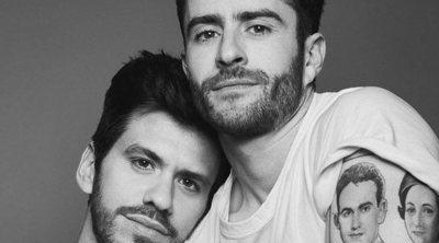 La boda Pelayo Díaz y Andy McDougall: todos los detalles del día más feliz de sus vidas