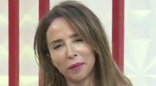 Maria Patiño revela la conversación secreta de Chabelita Pantoja y María del Monte: 'Nunca le pidió vivir con ella'