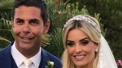 Doda Miranda, exmarido de Athina Onassis, se ha vuelto a casar en Portugal con Denize Severo