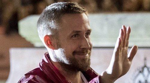 Ryan Gosling arrasa en su llegada al Festival de Cine de San Sebastián 2018