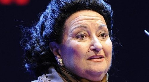 Montserrat Caballé, hospitalizada por un problema de vesícula