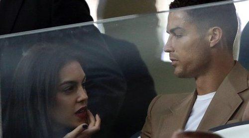 Cristiano Ronaldo, arropado por Georgina Rodríguez y Dolores Aveiro tras ser denunciado por violación