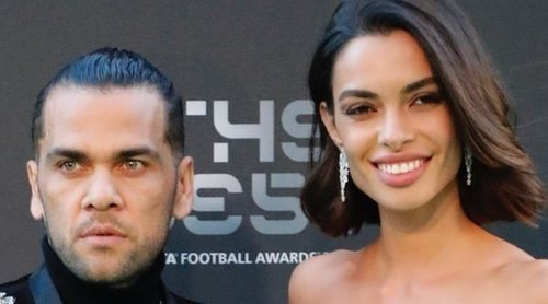Dani Alves y Joana Sanz en pareja, David de Gea en solitario... Así ha sido la gala The Best FIFA 2018