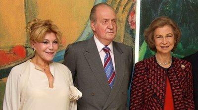 Tita Cervera y la Familia Real Española: una relación complicada y llena de altibajos