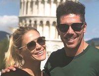 Carla Pereyra y Diego Simeone están esperando su segundo hijo en común
