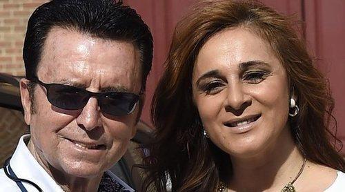 José Ortega Cano y Ana María Aldón se casan en secreto en Zaragoza ante notario