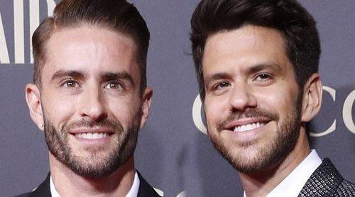Pelayo Díaz y Andy McDougall, su próximo plan después de la boda:
