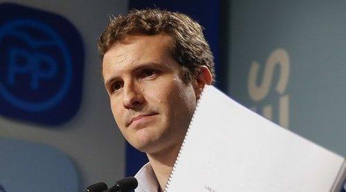 El Supremo no investigará a Pablo Casado por su máster en la Rey Juan Carlos
