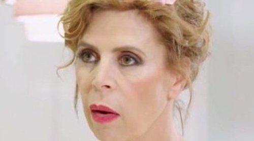 Ágatha Ruiz de la Prada desvela su secreto para estar tan delgada en 'Mi casa es la vuestra'