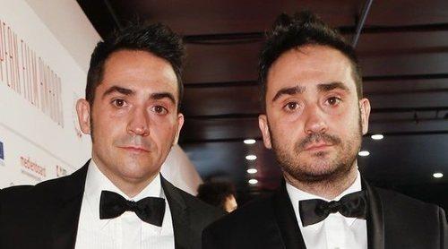 Así son y así se llevan Juan Antonio y Carlos Bayona, dos gemelos que crecieron con el cine