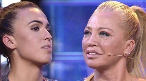 Sofía Suescun se enfrenta a Belén Esteban en el 'Debate' de 'GH VIP' y acaba llorando: 'Has sido muy rastrera'