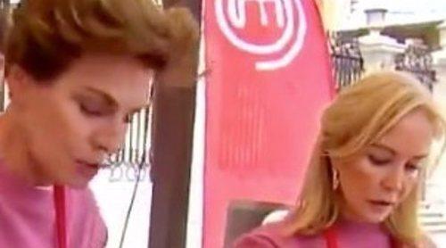Continúa el enfrentamiento de Antonia Dell'Atte y Carmen Lomana en 'Masterchef Celebrity 3': 'No seas hortera'