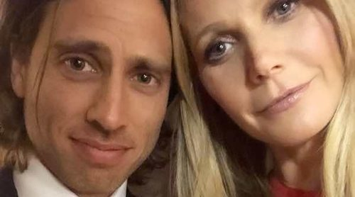 Gwyneth Paltrow publica su primera foto como mujer casada tras su boda con Brad Falchuk