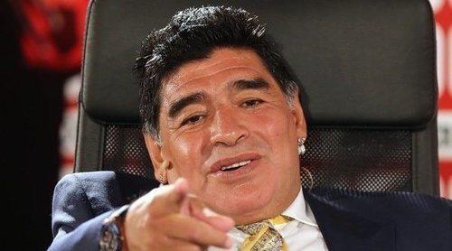 Maradona quiere ser Vicepresidente de Argentina