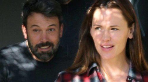 Ben Affleck pasa su primer fin de semana fuera de rehabilitación junto a Jennifer Garner y sus hijos
