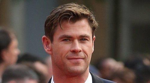 Chris Hemsworth se sincera sobre sus hijos: 'No quiero que se sientan privilegiados'