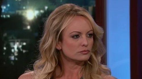 La actriz porno Stormy Daniels revela en televisión el tamaño del pene de Donald Trump
