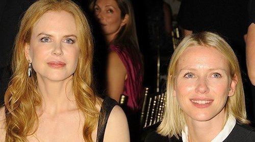 Nicole Kidman y Naomi Watts, la amistad inquebrantable de dos estrellas que se conocieron en el instituto