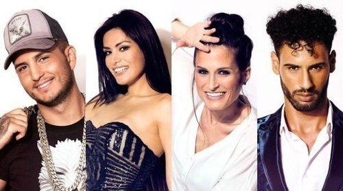 Omar Montes, Miriam Saavedra, Verdeliss y Asraf Beno son los nuevos nominados de 'GH VIP 6'