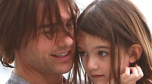 Tom Cruise, cada vez más alejado de su hija Suri