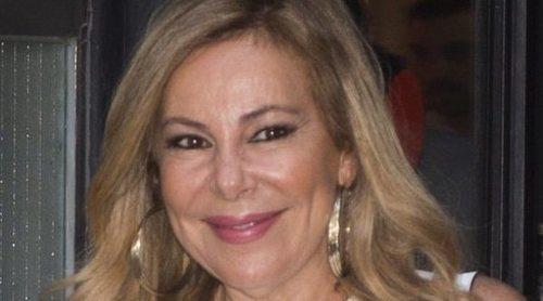 Ana Obregón, sobre su hijo Álex Lequio: 'Me ha dado una lección de vida'