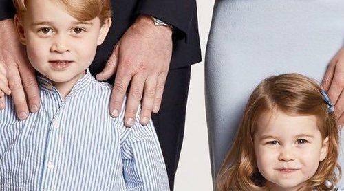 Así se están preparando el Príncipe Jorge y la Princesa Carlota para ser los perfectos royals