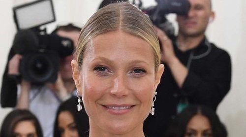 Gwyneth Paltrow muestra la suite parisina en la que disfruta de su luna de miel