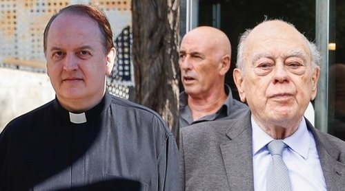 Jordi Puyol, el Padre Apeles y otros famosos dan el último adiós a Montserrat Caballé
