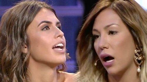 La tremenda discusión entre Sofía Suescun y Steisy que termina con una expulsada del plató de 'GH VIP 6'