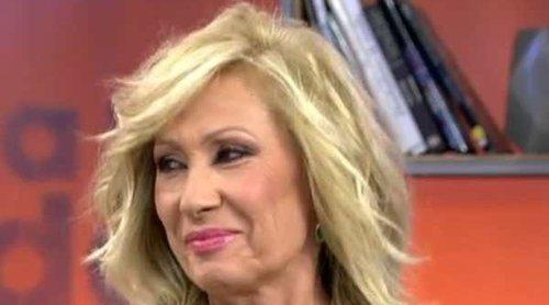 Rosa Benito: 'Creo que algún día Amador Mohedano y yo volveremos a estar juntos'