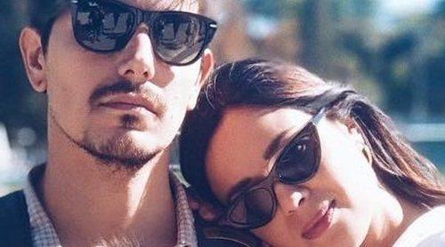 Dafne Fernández y Mario Chavarría, más que adaptados a su nueva vida de tres tras el nacimiento de Jon