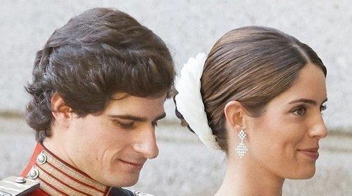 Fernando Fitz-James Stuart y Sofía Palazuelo no vivirán en el Palacio de Liria: tendrán su propia casa en Madrid