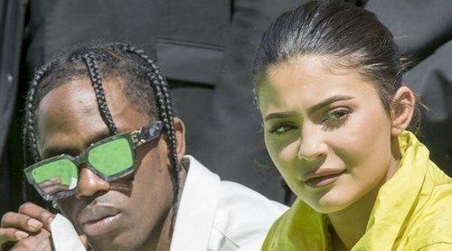 Cuando se hablaba de una posible infidelidad de Travis Scott a Kylie Jenner... ¿se han casado en secreto?