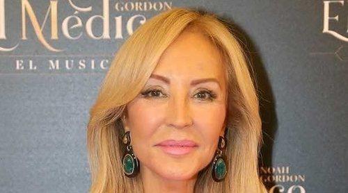 Carmen Lomana: 'Antonia Dell'Atte es un ser que vive del conflicto y el insulto. Me tiene harta'