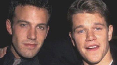 Ben Affleck y Matt Damon: una amistad de más de 35 años