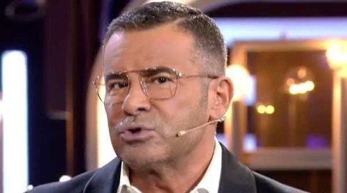 Jorge Javier Vázquez tiene que intervenir entre Omar y Chabelita: '¡Estoy harto de los talibanes de la moral'
