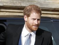El Príncipe Harry vuelve a reencontrarse con sus exnovias en la boda de Eugenia de York y Jack Brooksbank