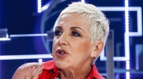 El enfado de Ana Torroja con 'Operación Triunfo 2018' por cambiar la letra de 'Quédate en Madrid'