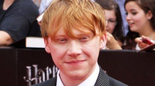 Rupert Grint estuvo a punto de dejar su papel en la saga de 'Harry Potter'