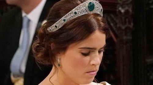 La boda de Eugenia de York y Jack Brooksbank pierde contra la del Príncipe Harry y Meghan Markle