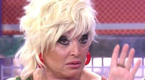 Aramís Fuster amenaza a Belén Rodríguez por hablar de su madre: '¡Te mato! ¡Te arranco los dientes!'