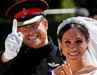 El Príncipe Harry y Meghan Markle anuncian que están esperando su primer hijo
