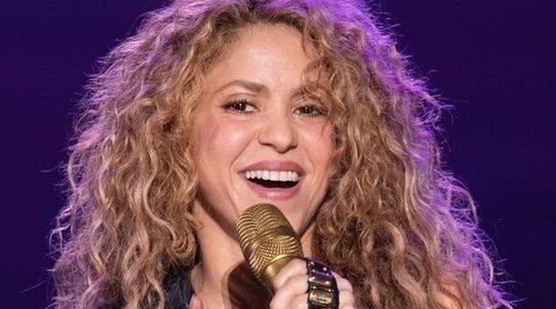 Shakira defiende a un fan que se abalanzó sobre ella en su concierto en México