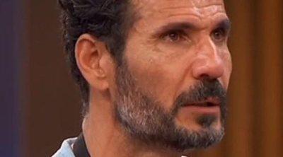 Óscar Higares, séptimo expulsado de 'MasterChef Celebrity 3'