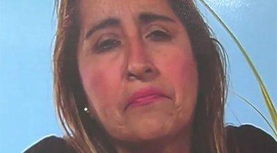 Haydée, la madre de Miriam Saavedra, sobre Carlos Lozano: 'Es muy poco caballero y su actitud es muy infantil'