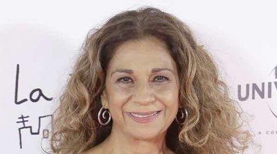 El precioso mensaje de la abuela Lolita Flores al primer hijo de Elena Furiase y Gonzalo Sierra