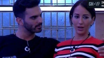 Suso Álvarez y Aurah Ruiz ponen fin a su relación en 'GH VIP 6' tras una discusión: 'No es sano'