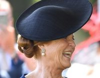 El Príncipe Andrés y Sarah Ferguson, más unidos que nunca tras la boda de Eugenia de York y Jack Brooksbank