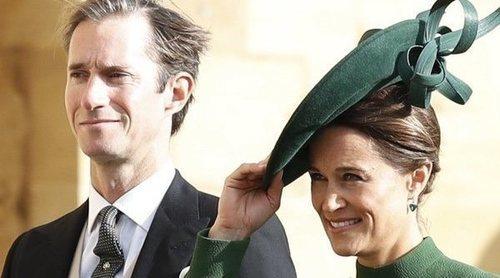 Pippa Middleton y James Matthews se convierten en padres de su primer hijo