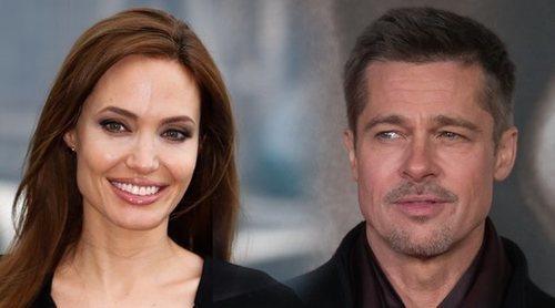 Un paso más en el divorcio de Angelina Jolie y Brad Pitt: comienza la evaluación de la custodia de los hijos